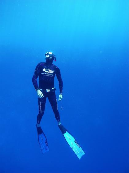 Freediving - Apnea Level 1