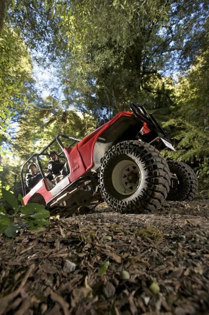 Off Road NZ: Monster 4x4 Thrill Ride