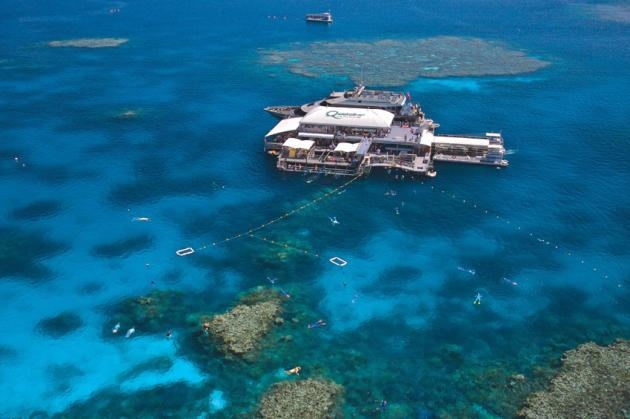 Quicksilver Outer Barrier Reef Cruise