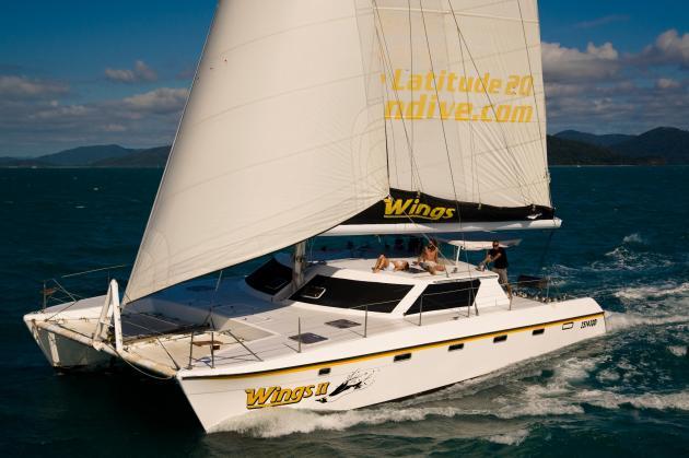 Wings - Whitsunday Islands