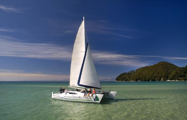 Abel Tasman Sailing: Full Day Sailing