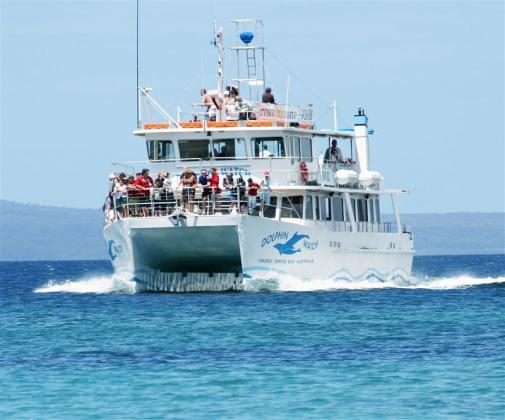 AAT Kings - Port Stephens Dolphins & Dunes