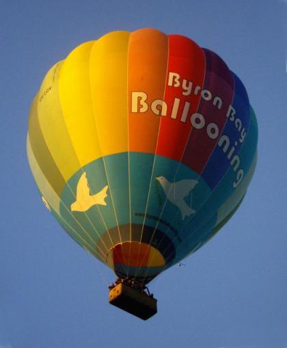 CLOSED UFN DUE TO COVID-19 Byron Bay Ballooning: 1hr Dawn Flight