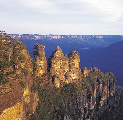 Blue Mountains & Australian Wildlife with Scenic World Rides