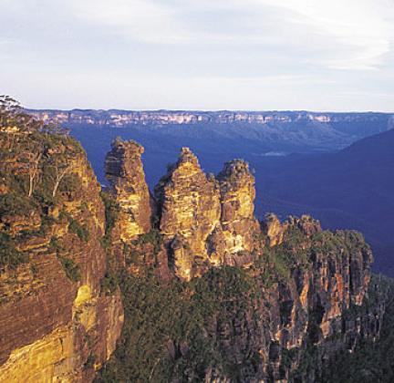 Blue Mountains & Australian Wildlife