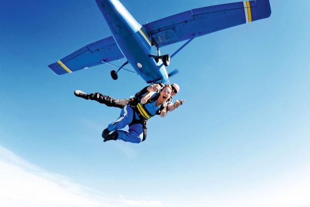 Skydive Yarra Valley - tandem skydive