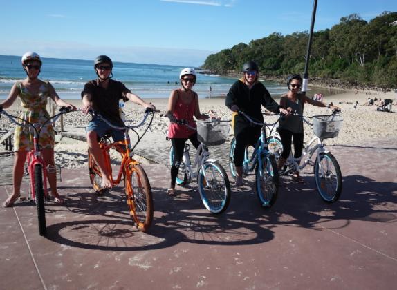 Electric Bike Hire Noosa: Noosa Electric Bike Hire