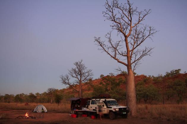 Broome to Perth 4WD Adventure