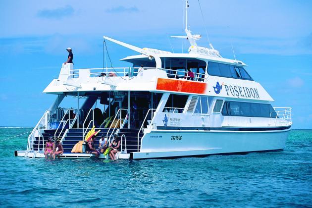 Poseidon Snorkel & Dive