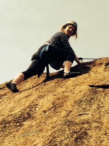 Rock Climbing Adventure - Half Day Tour