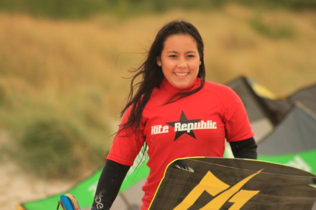 Kite Republic: Kiteboarding 'Hit the Water' Lesson (2 hour Private)