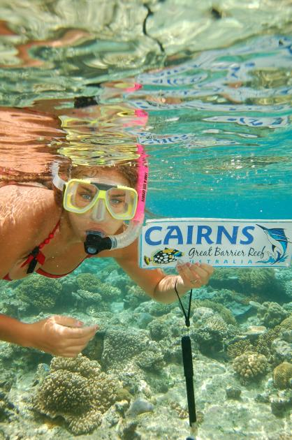 Cairns Dive Centre: 1 Day Outer Reef Trip