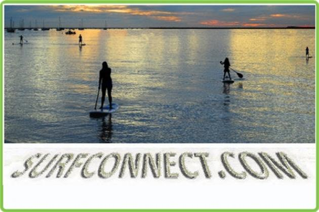 Surf Connect: Standup Paddleboard