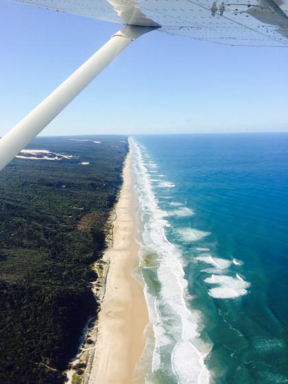 Fraser Island Guided Day Tour