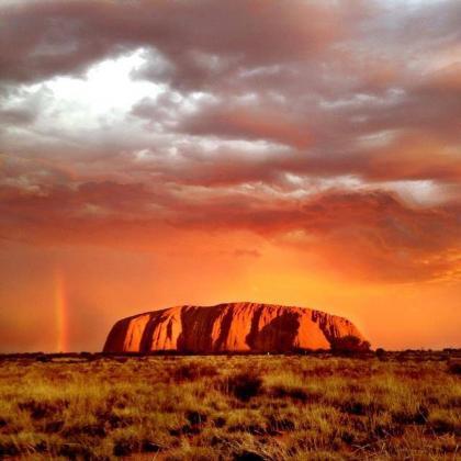 Adelaide to Uluru Adventure (7 days)