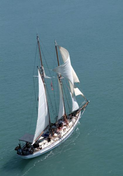 Providence Sailing: Private Charter 10 hour sail to Whitehaven
