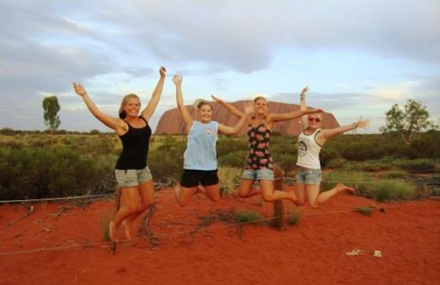 Uluru & Kings Canyon Camping Experience