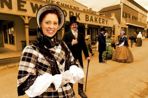 Sovereign Hill Gold Rush