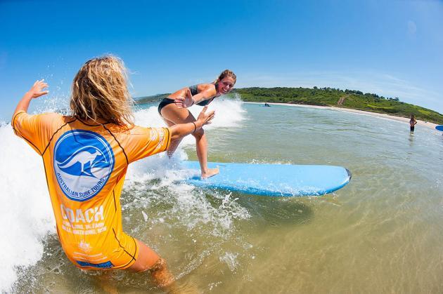 Australian Surf Tours: 7 Day Surf Camp (AST7)