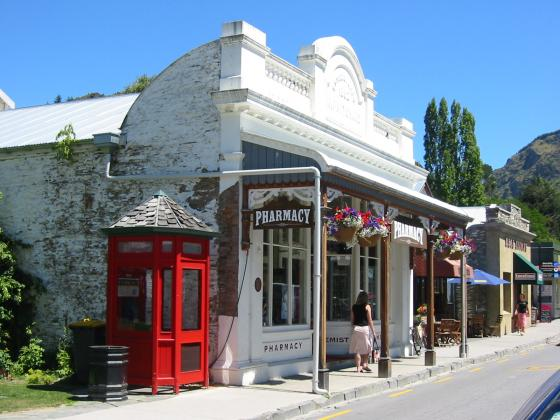 Remarkable Scenic Tours: Queenstown Local Scenic Tour