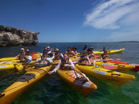 Rivergods: 1 day Wildlife Kayaking