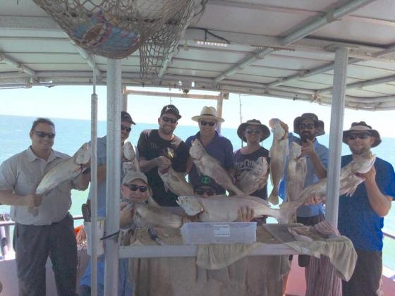 Darwin Red Devil Charters: Full Day Blue water Fishing Charter