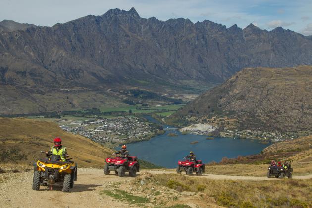 Nomad Safaris: Nomad Quads