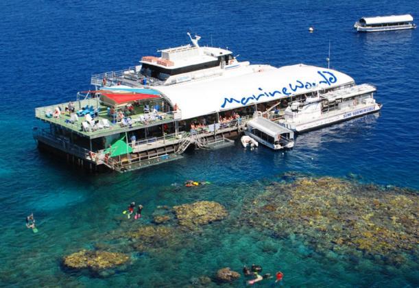 Green Island & Kuranda