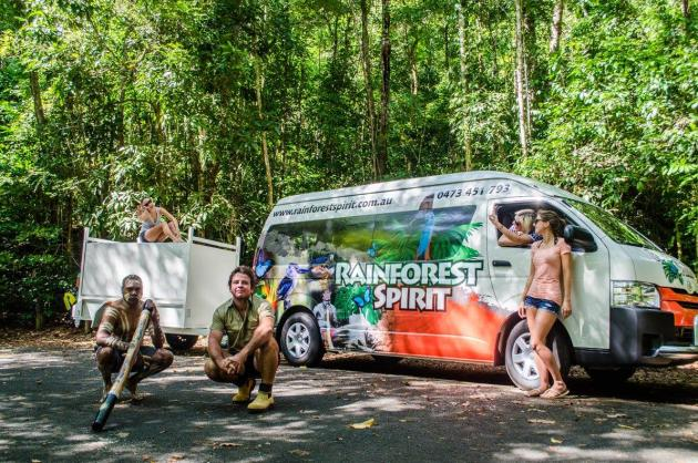 Daintree Rainforest and Cape Tribulation Day Tour