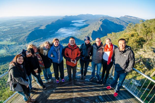 Grampians Great Wilderness Escape Tour