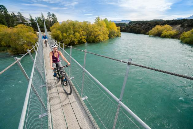 Bike & Transport - Hawea to Wanaka