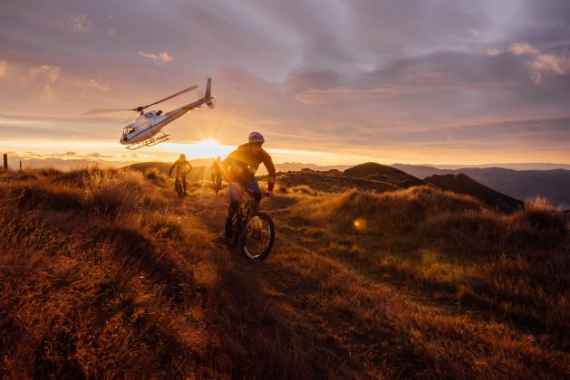 Heli Bike - Adventure