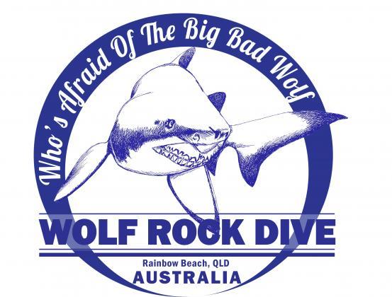 Wolf Rock Dive: Double tank scuba dive