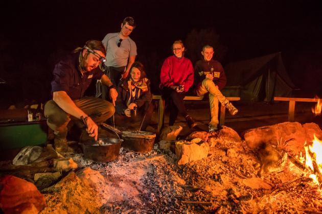 Crocodile Rock Top End and Red Centre Adventure with comfort camping