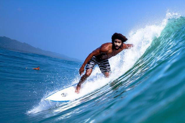 Surf the Jungle: 8 Day Pura Vida Experience