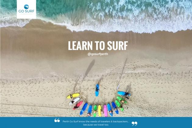Adult- Surfing Lesson + Surfboard Hire