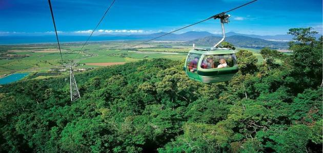 Cairns Quads & Adventures - Morning Skyrail/Afternoon ATV