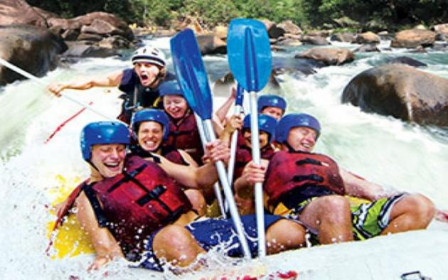 Cairns Quads & Adventures - Morning ATV/Afternoon Rafting