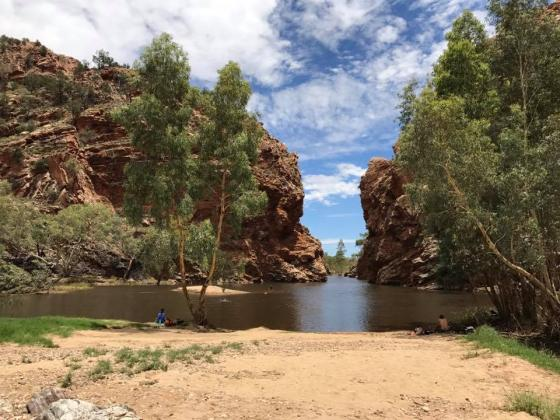5 Day Red Centre Adventure
