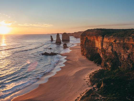 Great Ocean Road and Grampians Discovery