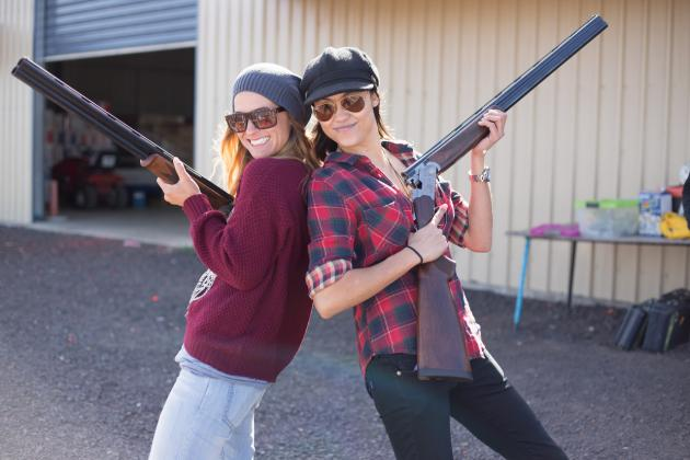 'Have a Go' Clay Target Shooting