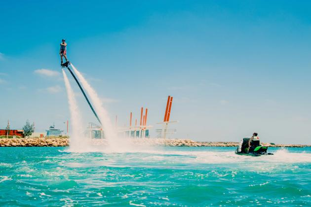 Ultimate Watersports - Flyboard X