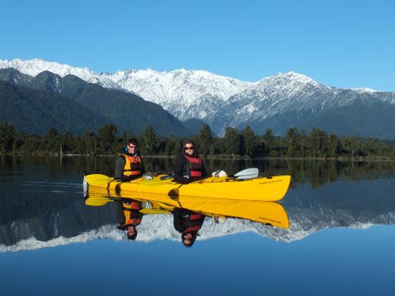 Kayak Classic Tour