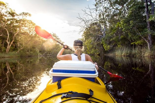 1 Day Self-Guided Noosa Everglades Kayak Adventure