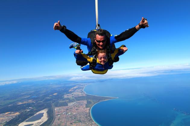 Skydive York Tandem Skydive