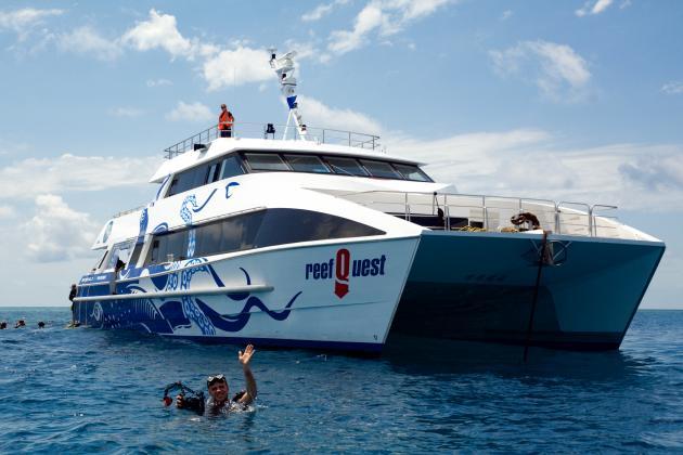 ReefQuest Premium Day Trip