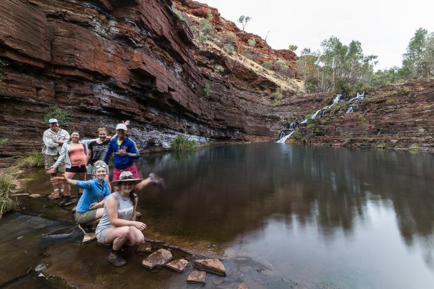 Broome to Perth Adventure