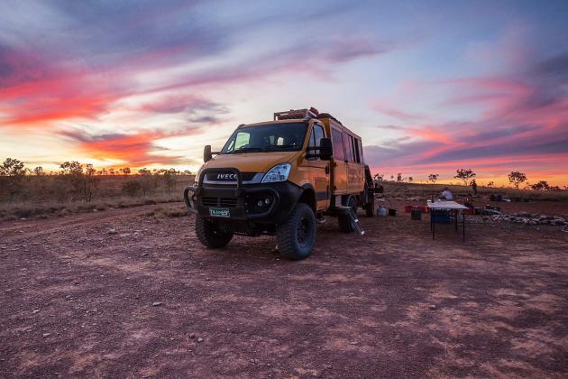 Darwin to Perth 4WD Adventure
