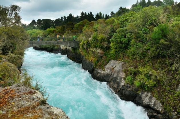 Go Explore NZ - Full Day Taupo Tour