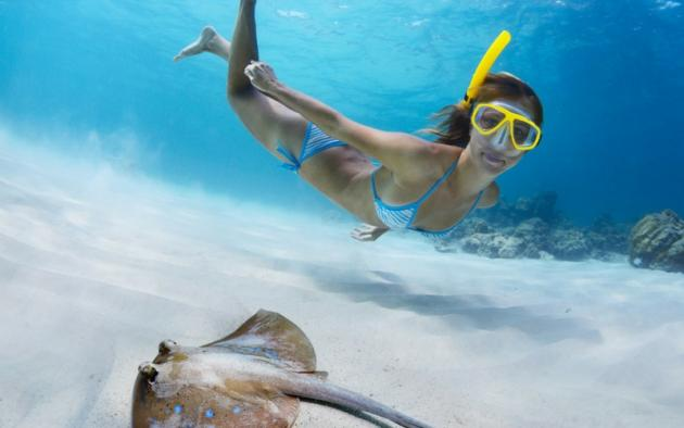 4 day Budget PADI Open Water Course Special
